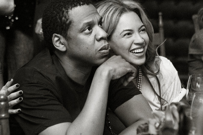 Jay-z &amp; Beyonce