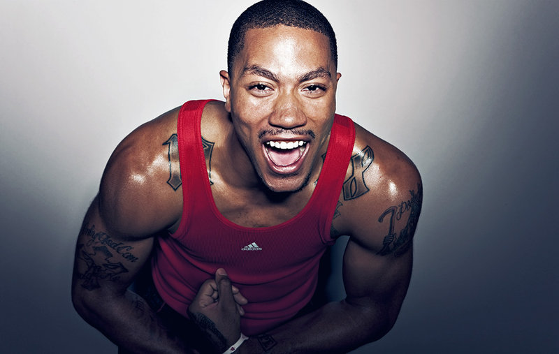Derrick Rose By Rafael Astorga Photography