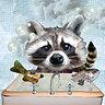 Children's books + playful animals