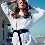 Dior SS15 for Marie Claire
