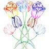 ORNAMENTAL Floral / Botanical