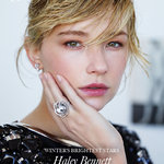 HALEY BENNETT GLASS MAGAZINE