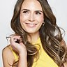 BTS with Jordana Brewster for The Cover of New Beauty Magazine