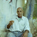 beirut man with tea
