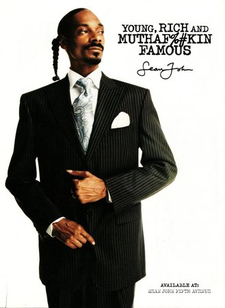 SnoopDogg SeanJohn
