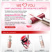 Vday email for Prescriptives.com