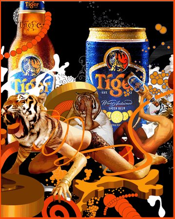 Tiger translate 2009