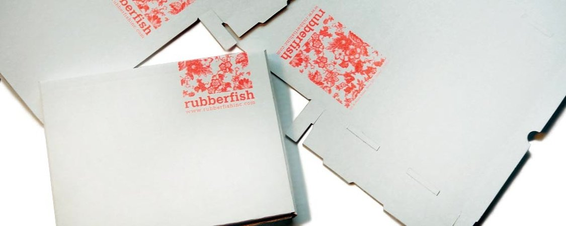Rubberfish Packaging