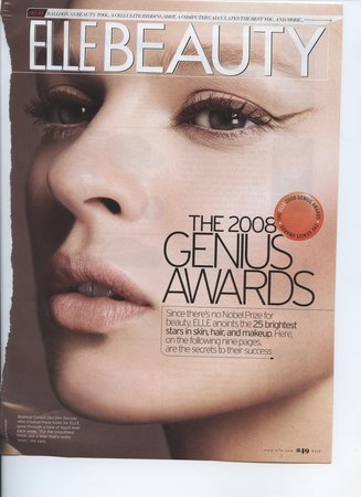 Elle Beauty Award Issue 2