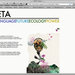 Meta Magazine Website