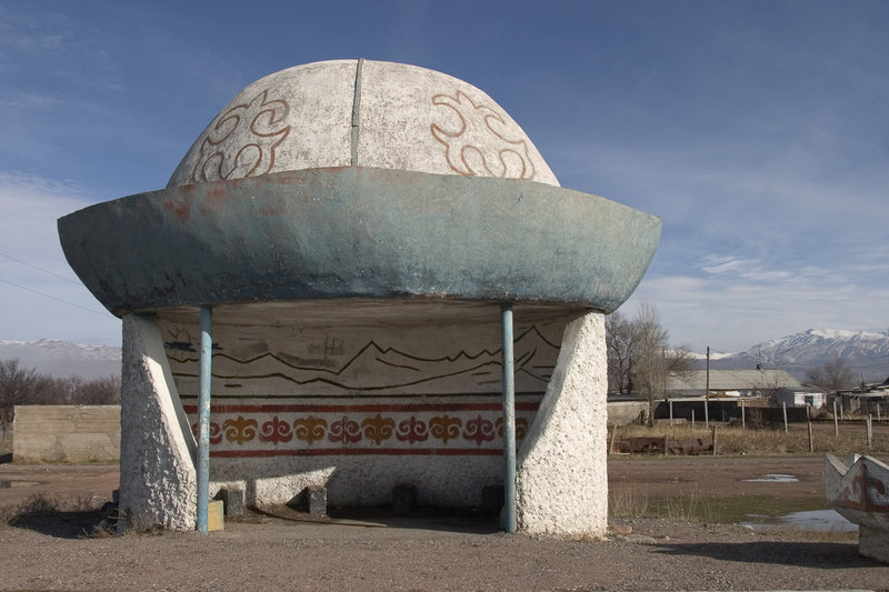 Soviet Bus Stops By Christopher Herwig Photography