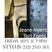 Jeane Myers, Teri Foehl at Stylus