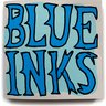 Blue inks