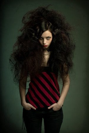 hair    photography by biyoshipatrick