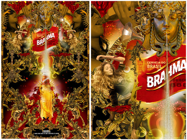 Brahma Beer concept 3