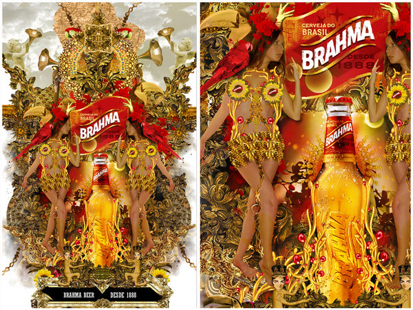 Brahma Beer concept 2