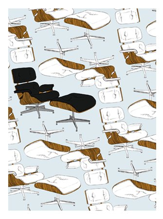 eames lounge