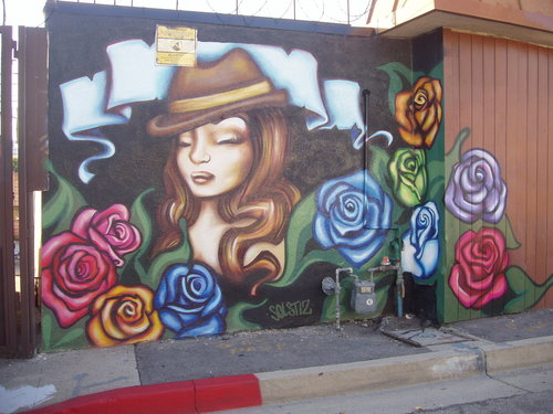 Murals By Summer Solstiz Street Art