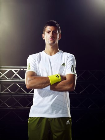 ADIDAS TENNIS CAMPAIGN PLAYER: NOVAK DJOKOVIC   PH: DETLEF SCHNEIDER