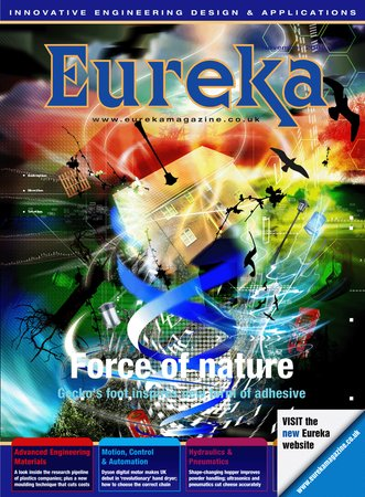 Eureka Cover