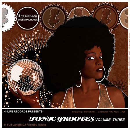 Tonic grooves cd compilation