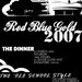 Red Blue Gold Dinner - Ticket