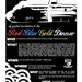 Red Blue Gold Dinner - Poster