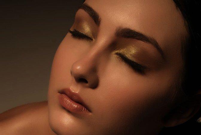 Makeup Preen mag 007