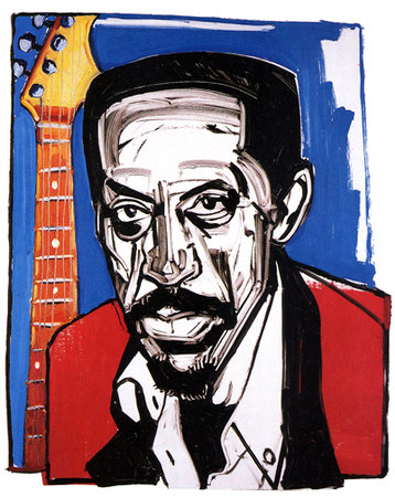 ike turner, men's journal