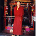 monk standing