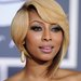 Keri Hilson Grammy red carpet look