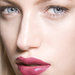 Close up, Fushia lip