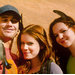 L R James Franco, Kate Mara and Amber Tamblyn in 127 HOURS