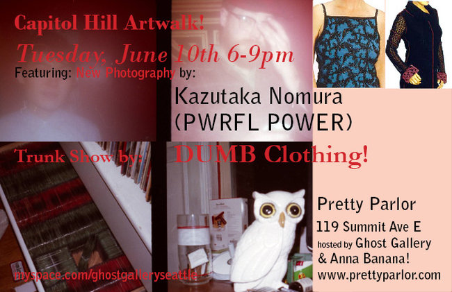 Kaz (PWRFL POWER) Photography Show!