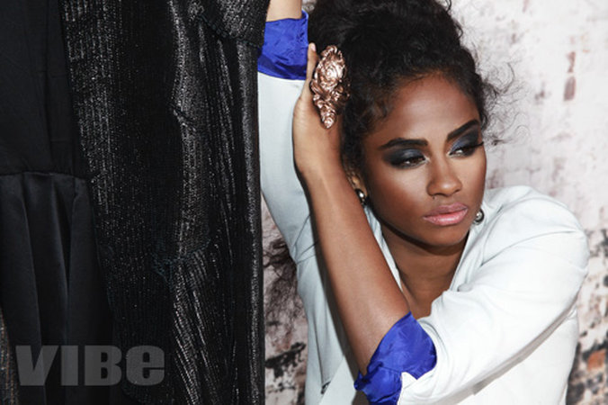 Vashtie Fall Fashion shoot