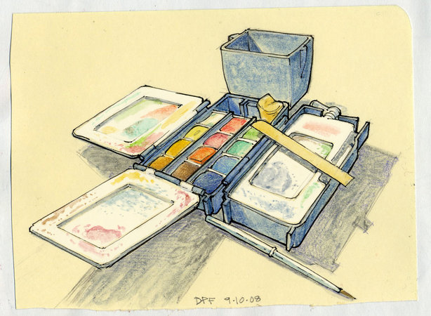 watercolor paint box copy