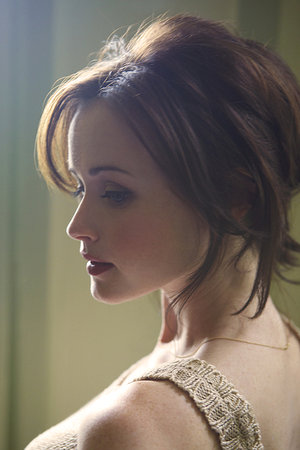 Alexis Bledel by David Needleman 2011   B
