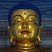 """Bright Hill Buddha"""