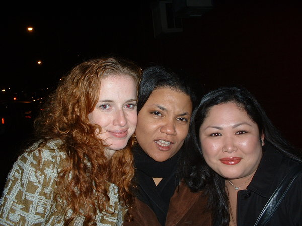 Darlene/Flo and I