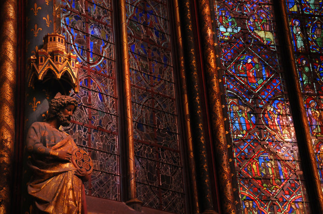 """The Guardians of St. Chapelle"""