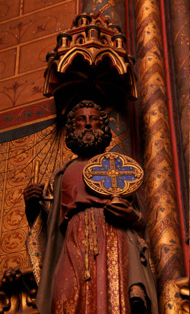 """The Guardians of St. Chapelle II"""