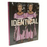 "twins art book:  ""IDENTICAL"""