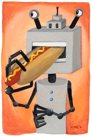 ROTM12 07july hotdogbot