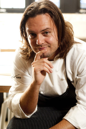 Chef David Myers