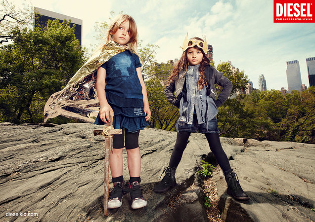 DIESEL CAMPAGNE 2012