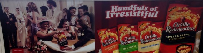 Orville Redenbacher Ad