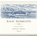 San Simeon one blue