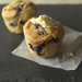 blueberry corn muffin a