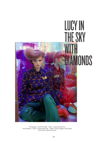 Lucy In The Sky 1
