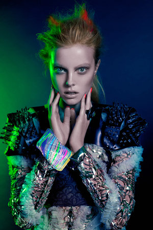 VISION CHINA | November Issue | Futuristic Style - (c) Jenny Brough